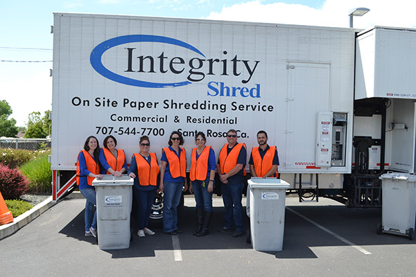Shred Events group photo